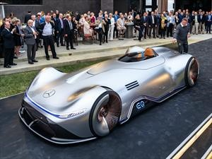 Mercedes-Benz Vision EQ Silver Arrow debuta