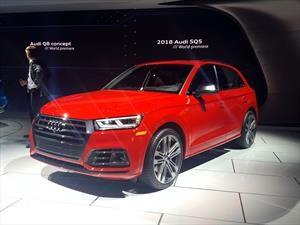 Audi SQ5 2017 debuta