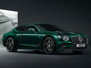 Bentley Continental GT Number 9 Edition por Mulliner se presenta