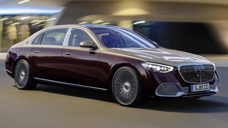 Mercedes Maybach Clase S 2021 Más Exclusivo Imposible