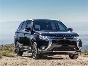 Mitsubishi Outlander PHEV rompe récord de ventas