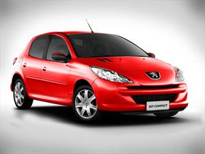 Peugeot reposiciona al Peugeot 207 Compact
