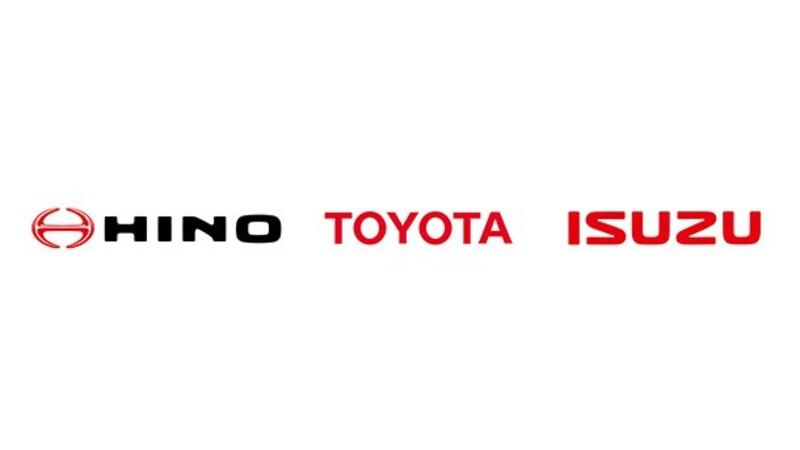 Toyota, Hino e Isuzu, alianza para desarrollar camiones eléctricos inteligentes