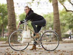 Peugeot festeja 200 años con una serie de bicicletas
