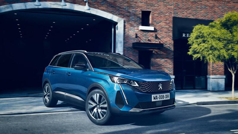 Peugeot 5008 2021 se actualiza