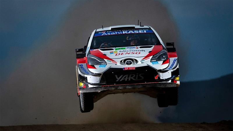 Los autos híbridos del Rally1 serán mucho más espectaculares que los del WRC