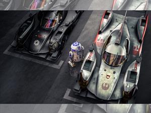 Star Wars llega a los prototipos de Le Mans