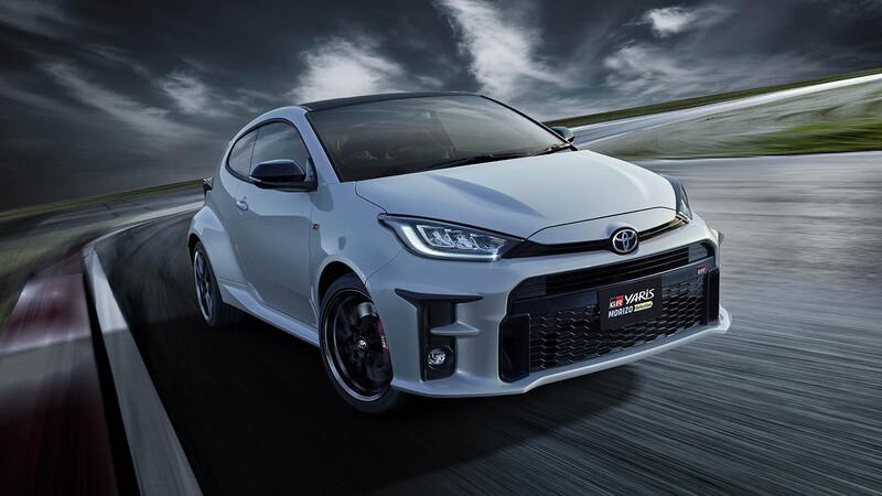 El presidente de Toyota añade sus toques personales al GR Yaris