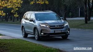 Probando la Honda Pilot 2020