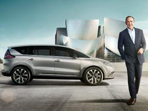 Kevin Spacey es el nuevo embajador del Renault Espace