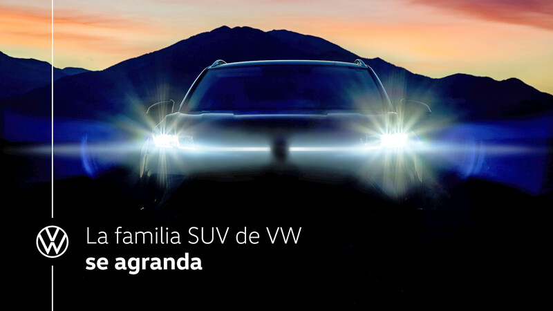 Volkswagen muestra teasers en redes sociales del Proyecto Tarek