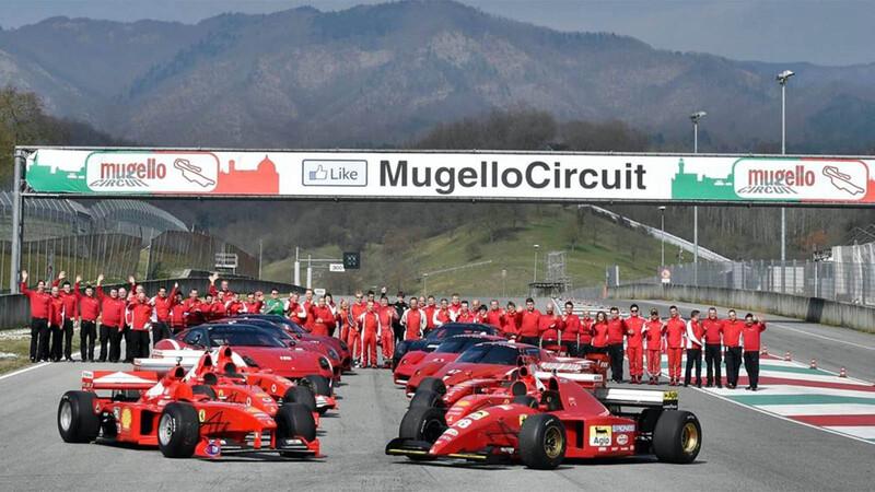 F1 2020: Ferrari celebrará su carrera número 1,000 en el circuito de Mugello