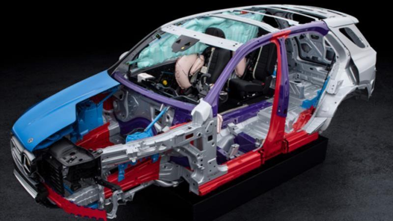 La carrocería y el chasis son dos elementos de gran importancia en la seguridad de los automóviles