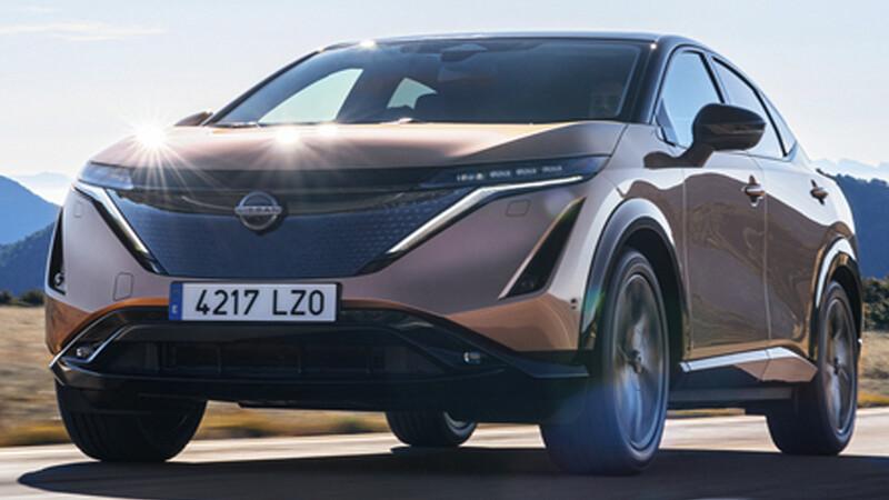 Nissan Ariya supera un exigente programa de pruebas