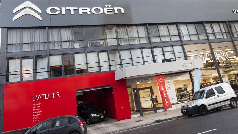 Estos son los salones de ventas de Citroën abiertos en Argentina