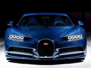 Bugatti inicia la primeras del Chiron a sus clientes