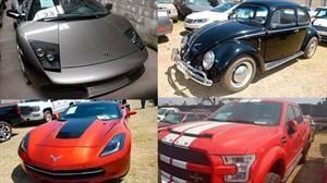 Estos son los mejores autos que subastará el gobierno de AMLO