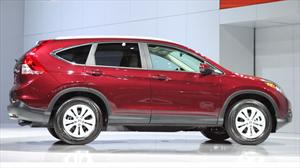 HONDA CR-V 2012 se presenta en Los Angeles