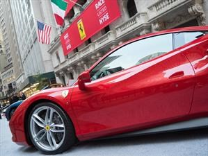 Ferrari vende más de 6,000 autos durante los primeros 9 meses de 2016
