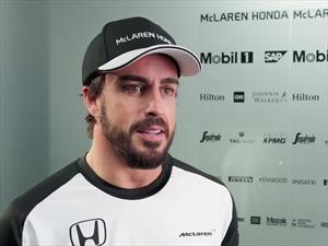 F1: Fernando Alonso desmiente las hipótesis sobre su accidente