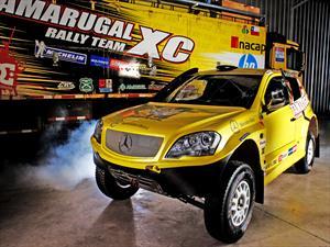 Tamarugal XC: El team latinoamericano más grande del Dakar 2014