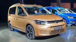 Volkswagen Caddy 2021 se presenta