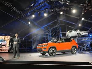 Jeep Compass 2017, totalmente modernizado