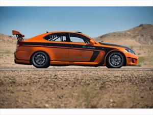 Lexus competirá en el Pikes Peak International Hill Climb  2012