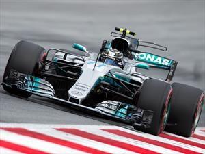 F1 2017 GP de Austria: El par de Bottas