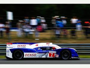 TOTAL vuelve a Le Mans