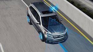 Honda Sensing, un copiloto que vela por tu seguridad
