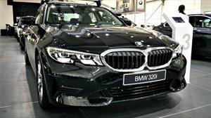 Llega a Colombia el BMW 320i
