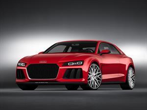 Audi ilumina el camino con láser