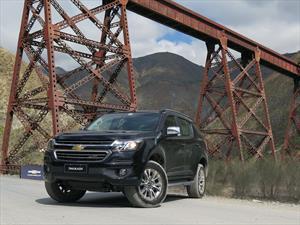La nueva Chevrolet Trailblazer presenta en Argentina