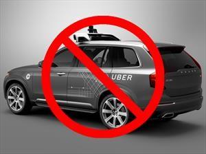 Luego del accidente, Uber no probará más autónomos en Arizona