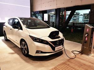 Nissan Leaf lanza su preventa en Argentina