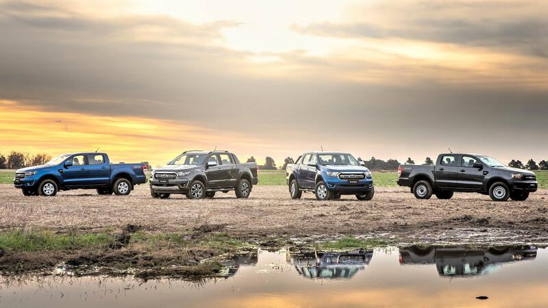 Ford produce la unidad 900.000 de la Ranger en su planta de Argentina