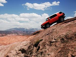 Toyota FJ Cruiser 2007-2013 es llamado a revisión