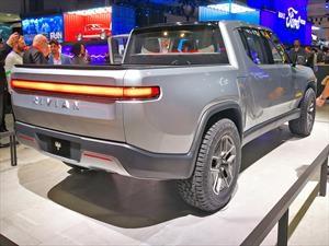 Rivian R1T es una pickup eléctrica muy interesante