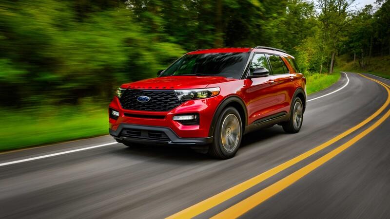 Ford Explorer ST-Line: apariencia deportiva sin tanta potencia