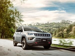 Jeep Compass 2018 debuta