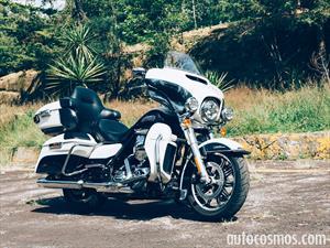 Harley-Davidson Electra Glide Ultra Classic 2016: Prueba de Manejo