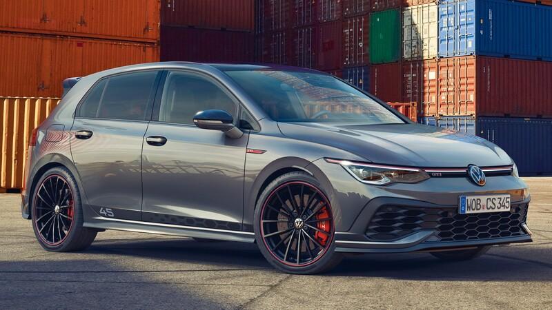 Volkswagen Golf GTI Clubsport 45: en USA, esta edición costaría más 50,000 dólares