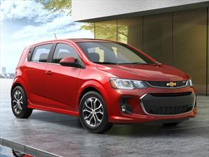 Chevrolet Sonic 2017, nuevo diseño y más tecnología