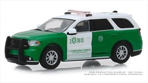 Gracias a Greenlight podrás tener tu propia patrulla Durango de Carabineros