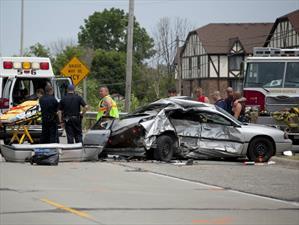 Los automovilistas de bajos ingresos están más expuestos a morir en accidentes