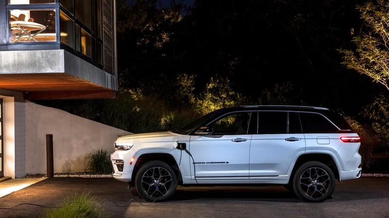 Jeep Grand Cherokee 4xe: la electrificación llega al SUV de lujo