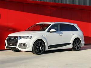 Audi Q7 por ABT Sportsline se presenta