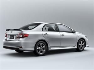 El nuevo Toyota Corolla XRS 2013 debuta en el Salón de Bogotá