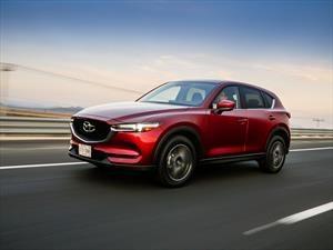 Manejamos la Mazda CX-5 2018